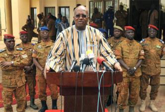 Burkina : Roch Kaboré préside samedi ''un conseil supérieur de la défense»