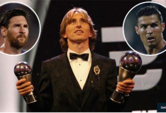 FIFA The Best – Modric, Messi, Ronaldo… Pour qui ont-ils voté ?