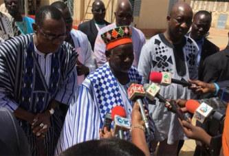 Kaba Thiéba a la recherche de prières et de bénédictions: Le syncrétisme public ou la faillite de l'état républicain……