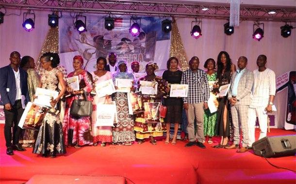 2ème édition de Africa Mousso:Sandrine FOLANE récompense les femmes battantes du Burkina et d'ailleurs.
