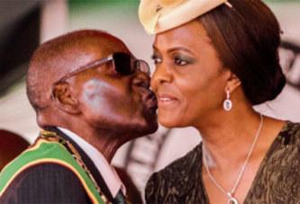 Robert Mugabe fait de choquantes révélations sur sa relation avec Grace, et explique comment il l'a séduit