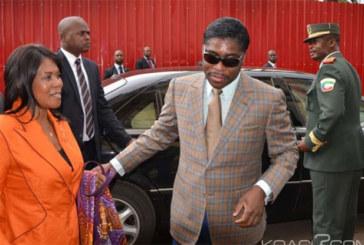 Guinée Équatoriale-Brésil: Malabo exige la restitution de l'argent du fils d'Obiang