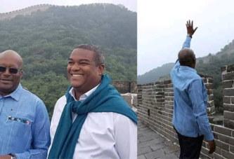 Les vacanciers de Pékin