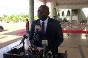 Remise à plat salaire fonction publique : « les engagements seront actés à compter du 1er janvier 2019 » Remis Fulgance Dandjinou