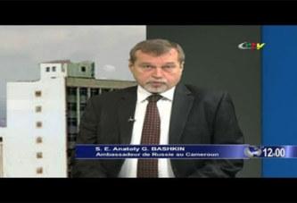 Cameroun:L'ambassadeur de Russie blessé par deux bandits à Yaoundé