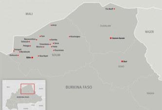Petegoli (Sahel) : un commerçant enlevé par des hommes armés (correspondant)