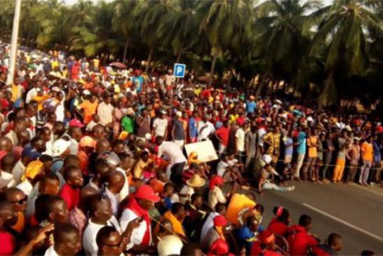 Togo : « Nous voulons savoir qui a tiré sur nos enfants ! »