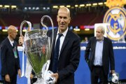 Zinedine Zidane dévoile le secret de son succès au Real Madrid