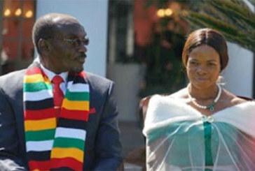 Zimbabwe : Le vice-président demande le divorce à sa femme. La raison!