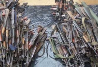 Côte d'Ivoire – Angré : Des armes de guerre découvertes près d'une église