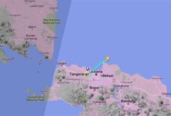 Indonésie : un avion de la compagnie Lion Air s'abîme en mer avec 189 personnes à bord