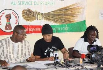 Kaba Alexandre Diakité: «Les problèmes de leadership ont divisé le Balai citoyen»