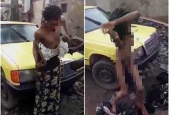 Vidéo – Déchaînement de violence contre une personne transsexuelle à Bamako