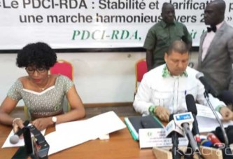 Côte d'Ivoire: RHDP Parti unifié, Jean-Louis Billon formel «le PDCI ne retournera plus à la table de négociation»