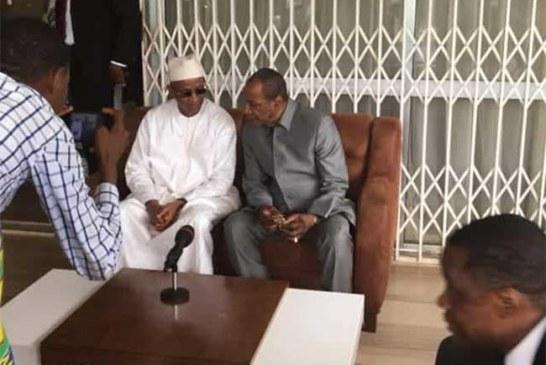 Guinée: Alpha Condé attendu chez Cellou Dalein , mais les militants de l'UFDG s'opposent