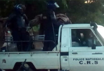 Burkina Faso – Axe Ouahigouya-Titao: six policiers tués dans l'explosion d'une mine