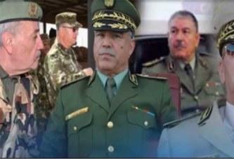 Algérie: cinq généraux placés en détention pour des malversations présumées