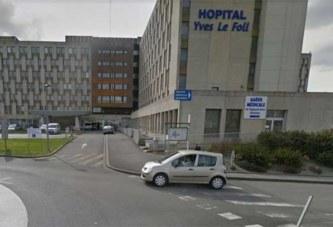 France: Les 120 médecins de l'hôpital de Saint-Brieuc démissionnent en même temps