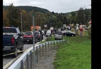 USA: 20 morts dans un a accident de limousine à New York