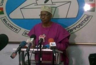 CENI: Le Président Newton Ahmed Barry désavoué est-il sur le point de démissionner?
