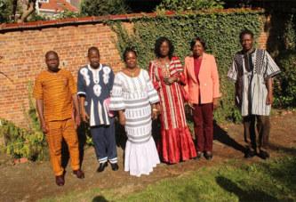Ambassade du Burkina Faso à Bruxelles:Une nouvelle trésorière prend fonction à l'ambassade, bilan positif pour son prédécesseur