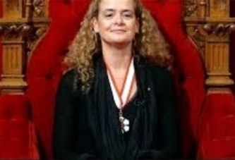 Côte d'Ivoire : Julie Payette, faite Reine-mère du peuple N'Zima
