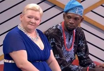 Russie : Un Nigérian, 31 ans, marié à une Russe de 50 ans meurt d'une crise cardiaque (photos)