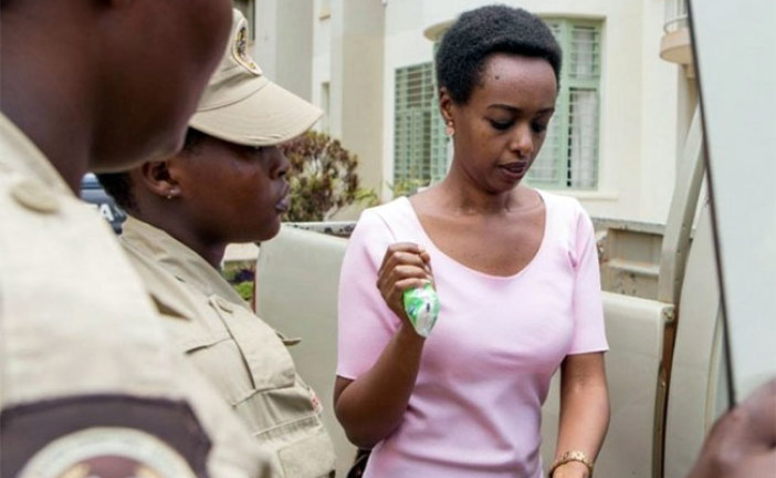 Rwanda : L'opposante Diane Rwigara libérée sous caution
