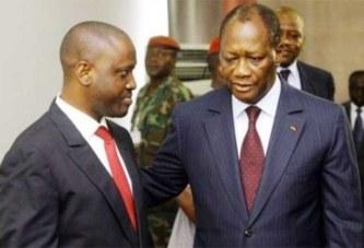 Côte d'ivoire : Alassane Ouattara demande à Soro de choisir son camp