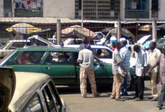 Côte d'Ivoire : Les chauffeurs de véhicules 504 en grève pour dénoncer le racket des «corps habillés»