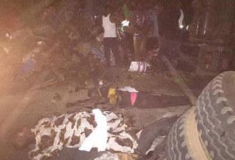 Côte d'Ivoire: Un camion écrase des voitures sur la route de la prison civile