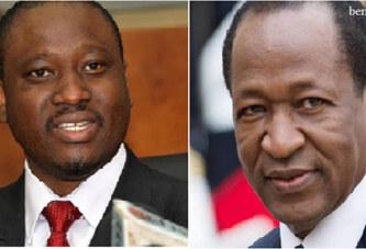 Elections présidentielles: Comment Compaoré manœuvre pour la candidature de Soro en 2020, ce qu'il a fait avec Ouattara et Patrick Achi