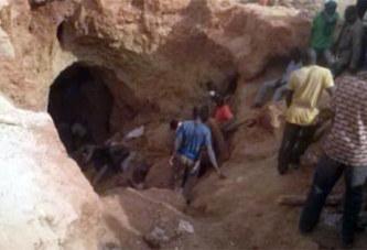 Site d'orpaillage de bassnéré (Sahel) : une cinquantaine de personnes portées disparues dans un éboulement