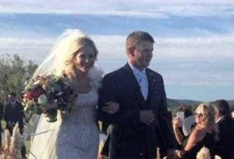 À peine mariés, ils périssent dans un crash d'hélicoptère
