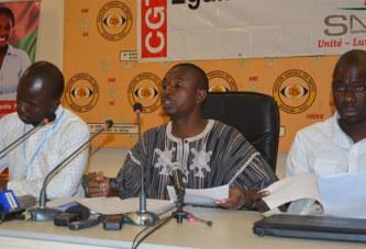 Taxe de résidence: Le Syndicat  des impôts informe d'une coupure à la source sur le salaire des fonctionnaires ce mois