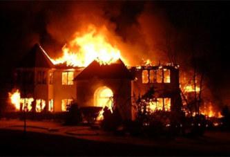 Un pompier met en garde contre ce piège mortel dans votre maison