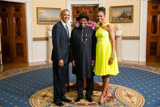 Goodluck Jonathan: « Obama a interféré dans la présidentielle nigériane de 2015 »