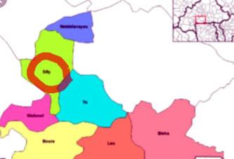 Burkina Faso: Attaque du Commissariat de police de Silly dans la province de laSissili