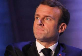 Pour Macron, une régulation accrue d'Internet est «inévitable»