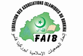 Burkina : la célébration du Mouloud aura lieu dans la nuit du 19 au 20 novembre 2018 (FAIB)