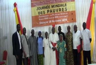 Eglise Catholique: Ouagadougou à l'honneur de la 2ème Journée Mondiale des Pauvres