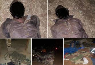 Manssila: Deux terroristes capturés par les policiers suite à une attaque du poste de police frontalier