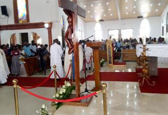 Fête de l'Immaculée conception/St Augustin de Bingerville : Les chrétiens prient pour la paix et la réconciliation