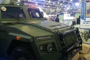 L'Égypte montre ses muscles en dévoilant son propre véhicule blindé