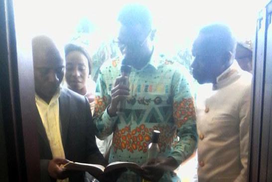 Consécration du temple de la CGA/Bingerville : L'apôtre Kouakou apollinaire promet de ne pas en faire ''un lieu de commerce''