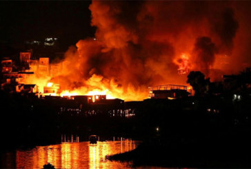 Brésil : 600 maisons brûlées lors d'un incendie