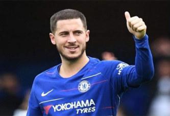 Mercato: Un accord aurait été trouvé entre Eden Hazard et le Réal Madrid