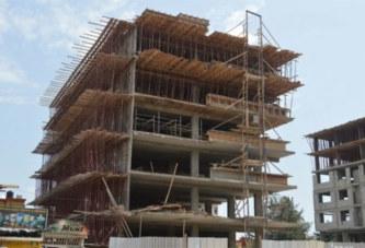Côte d'Ivoire – Riviera : Un ouvrier se tue en tombant du 4e étage d'un immeuble