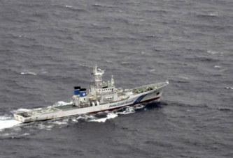 Japon: des disparus après la collision de deux avions militaires américains