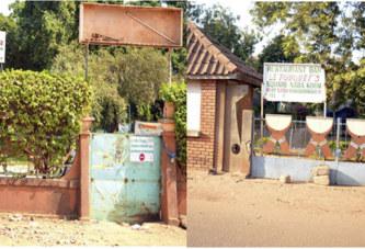 Hausse des frais de location des jardins publics a Ouagadougou: La location passe de 400 000 à 1000 000 F CFA, les jardins Ouaga 2000, Naaba Koom et Amitié Ouaga-Loudun fermés